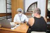 Сотрудники автотранспортных предприятий активно проходят обязательную вакцинацию