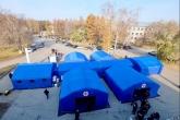 Первый многофункциональный мобильный госпиталь появился в регионе