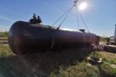 Система газоснабжения сушильной установки от «Магда-Т»