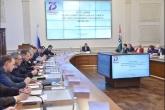 Областной оргкомитет «Победа» поддержал инициативу о присвоении Новосибирску звания «Город трудовой доблести»