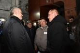 В Карасуке Андрей Травников проинспектировал работу котельной, на которую жаловались горожане