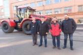 Вопросы борьбы с контрафактом обсудили на Петербургском тракторном заводе при участии Ассоциации «Росспецмаш» и Росстандарта