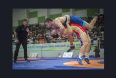 Олимпийский чемпион Роман Власов стал победителем Кубка России по греко-римской борьбе