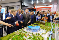 В Новосибирской области стартовал VIII Международный Сибирский транспортный форум