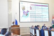 «Новосибирская область должна войти в пятерку регионов страны с лучшим инвестиционным климатом»