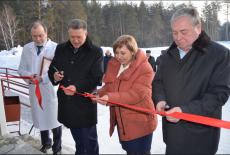 В Сузунском районе по нацпроекту открылся новый ФАП и реконструирована поликлиника