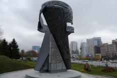 Памятник студенческим отрядам открыт в Новосибирской области