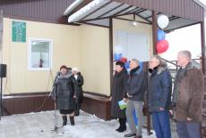 Новый фельдшерско-акушерский пункт открылся в селе Старый Тартас Венгеровского района