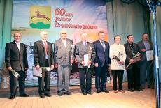 Юбилей целины в Кочковском районе