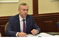 Губернатор Андрей Травников за год рассмотрел почти 1300 обращений граждан