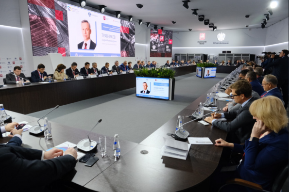 Андрей Травников представил опыт модернизации коммунальной инфраструктуры на форуме «Российская энергетическая неделя-2019»