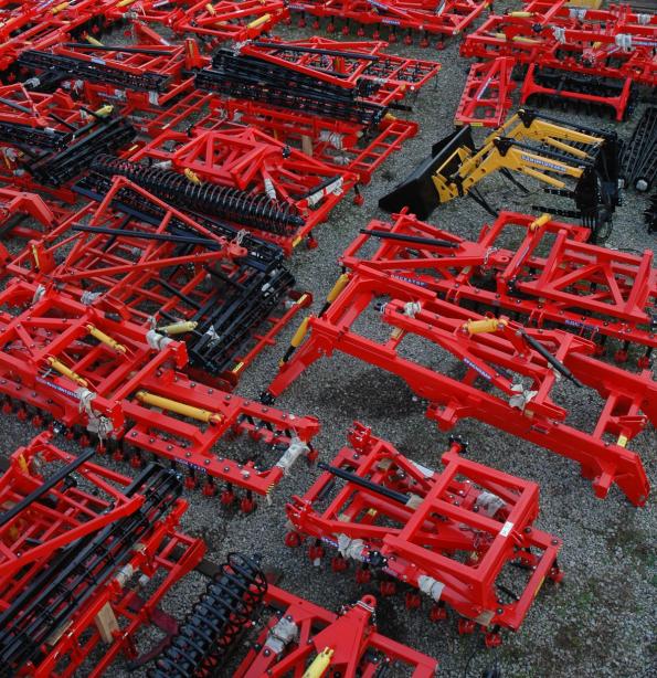 Краснодарский производитель сельхозтехники выпустил новый дискатор