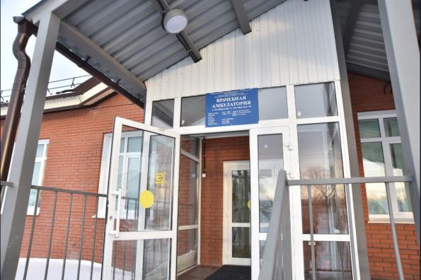 Андрей Травников проконтролировал исполнение поручения о строительстве врачебной амбулатории в Мошковском районе