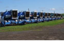 Аграрии региона приобрели почти 1500 единиц новой техники при поддержке областного бюджета