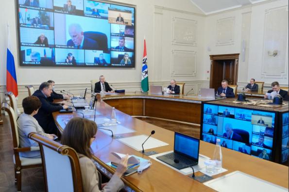 Правительством региона одобрены дополнительные меры господдержки подрядных организаций