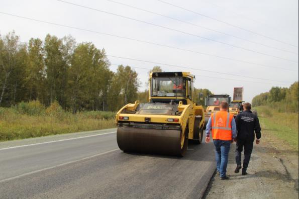 Полотно без пустот появится на областной трассе после ремонта по нацпроекту БКД
