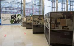 Представлен график работы передвижной выставки «Без срока давности» в Новосибирской области
