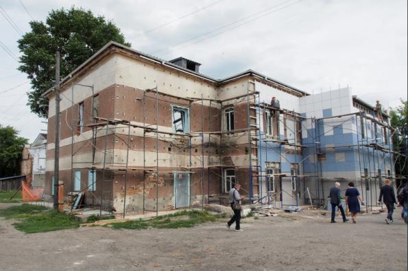 Детские школы искусств Новосибирской области приводят в порядок по нацпроекту «Культура»
