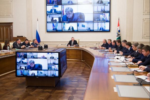 Андрей Травников: В следующем году еще пятнадцать городов свяжет прямое авиасообщение с Новосибирском